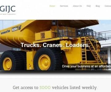 Web Design Project - GIJC